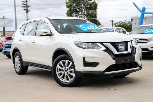 Used Nissan X-Trail T32 Series II ST X-tronic 2WD Kirrawee, 2019 Nissan X-Trail T32 Series II ST X-tronic 2WD White 7 Speed Constant Variable Wagon