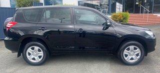 2010 Toyota RAV4 ACA33R MY09 CV Black 4 Speed Automatic Wagon.