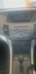 2008 Honda Accord Euro CU Luxury Silver 5 Speed Automatic Sedan