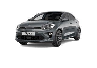 2021 Kia Rio YB MY21 Sport Prg 6 Speed Automatic Hatchback
