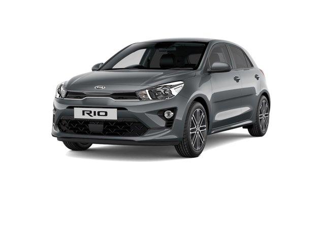 Demo Kia Rio YB MY21 Sport Cardiff, 2021 Kia Rio YB MY21 Sport Prg 6 Speed Automatic Hatchback