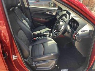2018 Mazda CX-3 DK2W76 sTouring SKYACTIV-MT Red 6 Speed Manual Wagon