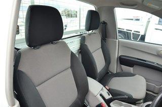 2012 Mitsubishi Triton MN MY12 GLX 4x2 White 4 Speed Automatic Cab Chassis