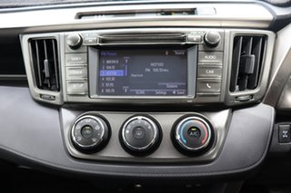 2015 Toyota RAV4 ASA44R GX AWD Glacier White 6 Speed Automatic Wagon