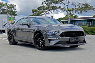 2019 Ford Mustang FN 2020MY GT Grey 6 Speed Manual Fastback.