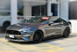 2018 Ford Mustang FN 2018MY GT Fastback Grey 6 Speed Manual Fastback.