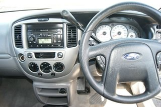 2003 Ford Escape BA XLT Silver 4 Speed Automatic Wagon