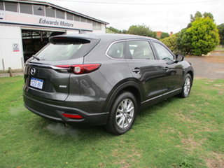 2017 Mazda CX-9 MY16 Sport (FWD) Graphite 6 Speed Automatic Wagon