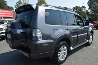 2017 Mitsubishi Pajero NX MY17 GLS Grey 5 Speed Sports Automatic Wagon