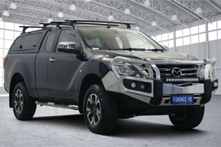 2018 Mazda BT-50 UR0YG1 XTR Freestyle Blue 6 Speed Sports Automatic Utility.