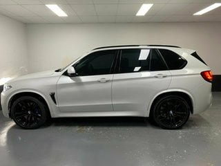2017 BMW X5 M F85 Steptronic Mineral White 8 Speed Sports Automatic Wagon