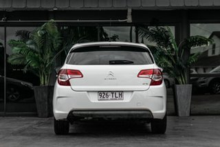 2013 Citroen C4 B7 Seduction White 4 Speed Sports Automatic Hatchback