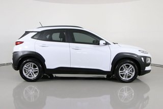 2020 Hyundai Kona OS.3 MY20 Active (FWD) White 6 Speed Automatic Wagon