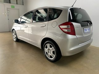 2010 Honda Jazz GE VTi Silver 5 Speed Manual Hatchback