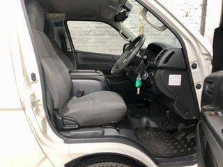 2018 Toyota HiAce KDH201R LWB White 4 Speed Automatic Van