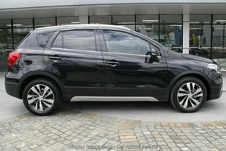 2020 Suzuki S-Cross JY Turbo Prestige Galactic Grey 6 Speed Sports Automatic Hatchback.
