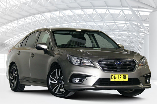 Used Subaru Liberty MY18 2.5I Moorebank, 2019 Subaru Liberty MY18 2.5I Silver Continuous Variable Sedan