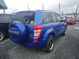 2008 Suzuki Grand Vitara JB Type 2 Blue 5 Speed Automatic Wagon.