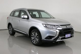 2019 Mitsubishi Outlander ZL MY19 ES 7 Seat (AWD) Silver Continuous Variable Wagon