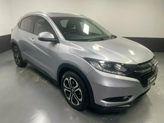 2016 Honda HR-V MY16 VTi-L Silver 1 Speed Constant Variable Hatchback.