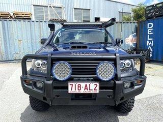 2008 Toyota Hilux KUN26R MY09 SR5 Blue 5 Speed Manual Utility