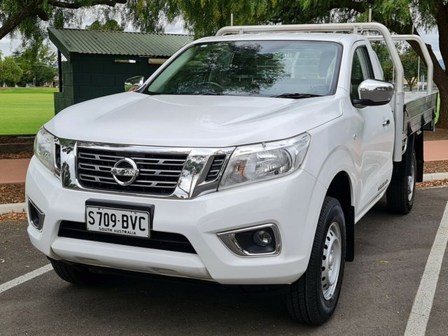 Used Nissan Navara D23 S3 RX 4x2 Nailsworth, 2018 Nissan Navara D23 S3 RX 4x2 White 6 Speed Manual Cab Chassis