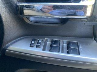 2013 Toyota Landcruiser VDJ200R MY12 Sahara Crystal Pearl 6 Speed Sports Automatic Wagon