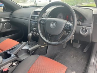 2007 Holden Commodore VE MY08 SV6 Orange 5 Speed Automatic Sedan