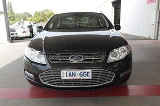 2014 Ford Falcon FG MkII G6E Grey 6 Speed Sports Automatic Sedan.