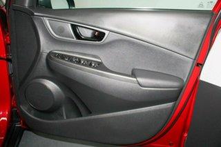 2018 Hyundai Kona OS MY18 Highlander D-CT AWD Red 7 Speed Sports Automatic Dual Clutch Wagon