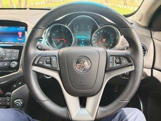 2013 Holden Cruze JH Series II MY14 SRi-V Black 6 Speed Sports Automatic Sedan