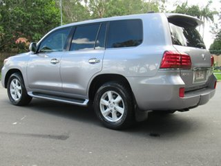 2008 Lexus LX URJ201R LX570 Prestige Grey 6 Speed Sports Automatic Wagon.
