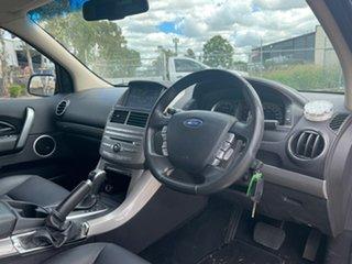 2013 Ford Territory SZ Titanium (4x4) Black 6 Speed Automatic Wagon