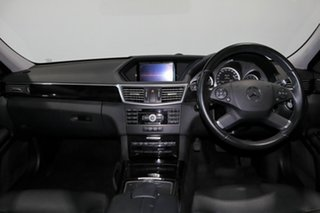 2011 Mercedes-Benz E-Class W212 E250 CGI Avantgarde Silver 5 Speed Sports Automatic Sedan