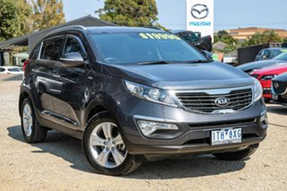 2013 Kia Sportage SL MY13 SLi Grey 6 Speed Sports Automatic Wagon