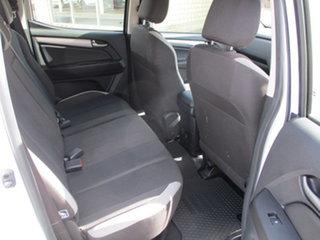 2017 Holden Colorado RG MY18 LS Alpine White 6 Speed Manual 4x4 Dual Cab