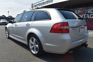 2016 Holden Commodore VF II MY16 SV6 Sportwagon Billet Silver 6 Speed Sports Automatic Wagon.