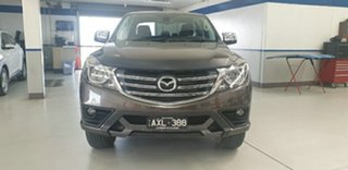 2019 Mazda BT-50 UR0YG1 XTR Silver 6 Speed Sports Automatic Utility