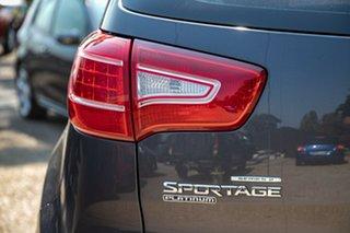2013 Kia Sportage SL MY13 SLi Grey 6 Speed Sports Automatic Wagon
