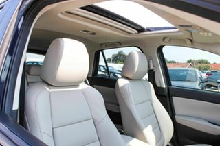 2012 Mazda CX-5 KE1021 Grand Touring SKYACTIV-Drive AWD Blue 6 Speed Sports Automatic Wagon.