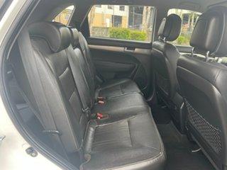 2012 Kia Sorento XM MY12 SLi (4x4) White 6 Speed Automatic Wagon