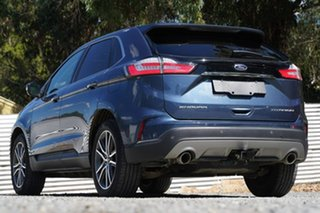 2018 Ford Endura CA 2019MY Titanium Blue 8 Speed Sports Automatic Wagon