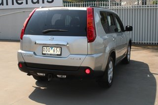 2009 Nissan X-Trail T31 MY10 TS (4x4) Silver 6 Speed Manual Wagon