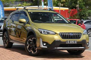 2020 Subaru XV G5X MY21 Hybrid S Lineartronic AWD Plasma Yellow 7 Speed Constant Variable Wagon