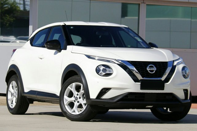 New Nissan Juke F16 ST+ DCT 2WD Devonport, 2020 Nissan Juke F16 ST+ DCT 2WD Ivory Pearl 7 Speed Sports Automatic Dual Clutch Hatchback