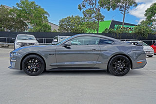 2019 Ford Mustang FN 2020MY GT Grey 6 Speed Manual Fastback