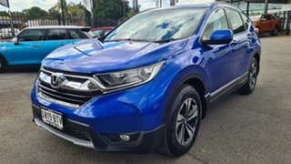 2018 Honda CR-V RW MY18 VTi FWD Blue 1 Speed Constant Variable Wagon