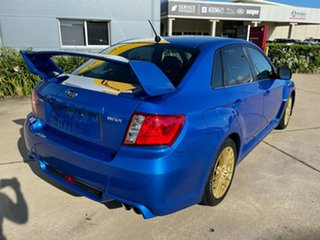 2013 Subaru Impreza G3 MY14 WRX AWD RS40 Blue/130913 5 Speed Manual Sedan.