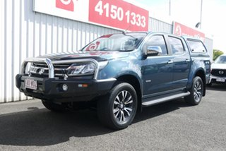 2016 Holden Colorado RG MY17 LTZ Pickup Crew Cab Blue 6 Speed Sports Automatic Utility