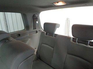 2006 Toyota Kluger MCU28R MY06 CV AWD Blue 5 Speed Automatic Wagon